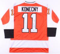 Travis Konecny Signed Jersey (Beckett COA) at PristineAuction.com
