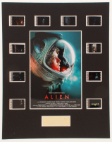 """Alien"" LE 8x10 Custom Matted Original Film / Movie Cell Display at PristineAuction.com"