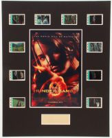 """""""The Hunger Games"""" LE 8x10 Custom Matted Original Film / Movie Cell Display at PristineAuction.com"""