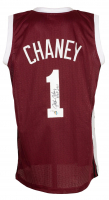 "John Chaney Signed Jersey Inscribed ""H.O.F 2001"" (Beckett COA & Sports Integrity Hologram) at PristineAuction.com"