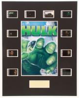 """Hulk"" LE 8x10 Custom Matted Original Film / Movie Cell Display at PristineAuction.com"