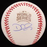 David Ross Signed 2016 World Series Baseball (Schwartz COA) at PristineAuction.com