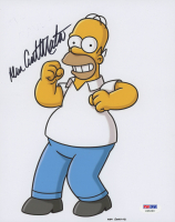 "Dan Castellaneta Signed ""The Simpsons"" 8x10 Photo (PSA COA) at PristineAuction.com"
