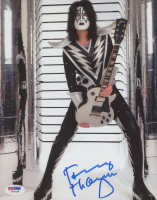 Tommy Thayer Signed 8x10 Photo (PSA COA) at PristineAuction.com