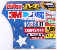 Bobby Labonte Race-Used #47 NASCAR 2011 Daytona 500 Contingency Panel Sheet Metal at PristineAuction.com