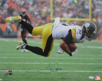 James Conner Signed Steelers 16x20 Photo (JSA COA) at PristineAuction.com