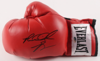 Riddick Bowe Signed Everlast Boxing Glove (Schwartz COA) at PristineAuction.com