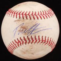 Theo Epstein Signed OML Baseball (JSA COA) at PristineAuction.com