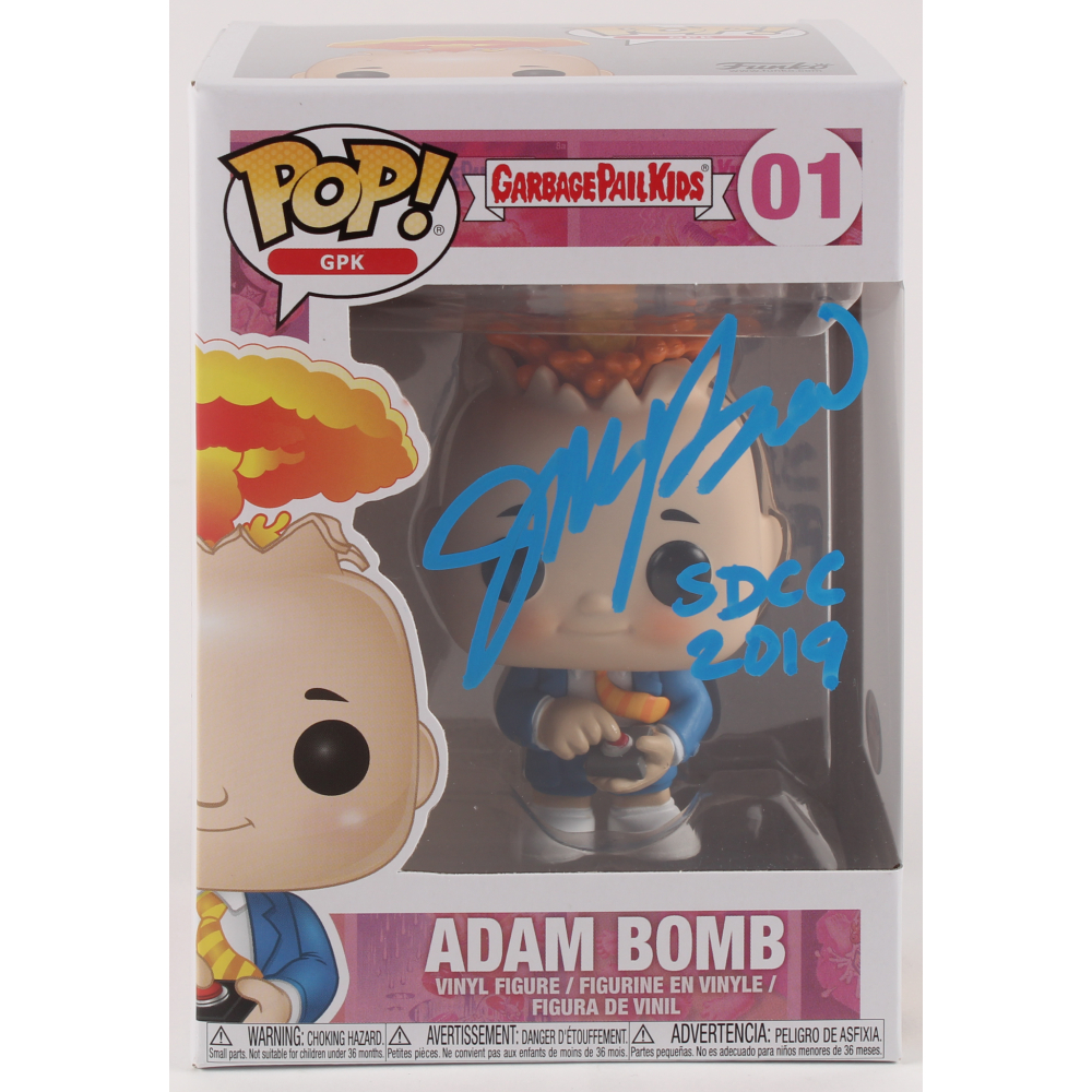 GPK Garbage Pail Kids Adam Bomb #01 Funko Pop