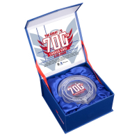 Alex Ovechkin Washington Capitals 700 Career Goals Crystal Hockey Puck - Filled with Ice from the 2019-20 NHL Season (Fanatics COA) at PristineAuction.com