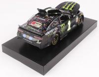 Kurt Busch Signed 2019 NASCAR #1 Monster Energy - Kentucky Win - Raced Version - 1:24 Premium Action Diecast Car (PA COA) at PristineAuction.com