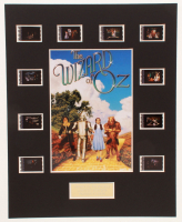 """""""The Wizard of Oz"""" LE 8x10 Custom Matted Original Film / Movie Cell Display at PristineAuction.com"""