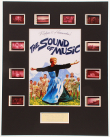 """""""The Sound of Music"""" LE 8x10 Custom Matted Original Film / Movie Cell Display at PristineAuction.com"""