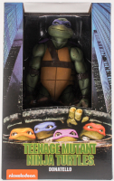 Neca Teenage Mutant Ninja Turtles Donatello Unopened 1:4 Scale Action Figure at PristineAuction.com