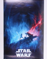 """Star Wars: The Rise Of Skwalker"" 27x40 Movie Poster at PristineAuction.com"