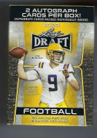 2020 Leaf Draft Football Blaster Box 20 Packs at PristineAuction.com