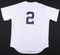 Derek Jeter Signed Yankees Jersey (Steiner Hologram) at PristineAuction.com