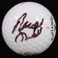 Brandt Snedeker Signed 2014 AT&T Pebble Beach Pro-Am Logo Golf Ball (Beckett COA) at PristineAuction.com