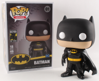 """Batman"" 80th Anniversary #01 Funko Pop! 18"" Vinyl Figure at PristineAuction.com"