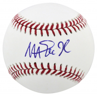 Magic Johnson Signed OML Baseball (Beckett COA) at PristineAuction.com