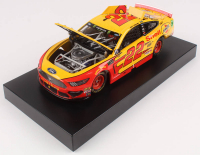 Joey Logano Signed 2019 NASCAR #22 Shell-Pennzoil - Michigan Win - Raced Version - 1:24 Premium Action Diecast Car (PA COA) at PristineAuction.com