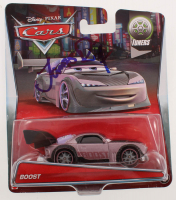 "Jonas Rivera Signed ""Cars"" Boost Disney Pixar Action Figure (Beckett COA) at PristineAuction.com"