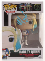 "Margot Robbie Signed ""Suicide Squad"" #97 Harley Quinn Funko Pop! Vinyl Figure (PSA COA) at PristineAuction.com"