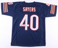 Gale Sayers Signed Jersey (Beckett Hologram) at PristineAuction.com