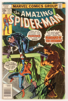 "Stan Lee Signed 1977 ""The Amazing Spider-Man"" Issue #175 Marvel Comic Book (JSA COA) at PristineAuction.com"
