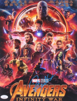 "Dave Bautista Signed ""Avengers: Infinity War"" 11x14 Photo (JSA COA) at PristineAuction.com"