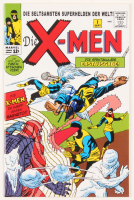 "Stan Lee Signed 1999 ""X-Men"" Issue #1 German Reprint Marvel Comic Book (JSA COA) at PristineAuction.com"