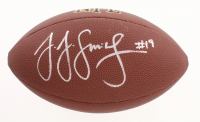 JuJu Smith-Schuster Signed NFL Football (JSA Hologram) at PristineAuction.com