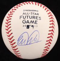 Estevan Florial Signed 2017 All-Star Futures Game Baseball (JSA COA) at PristineAuction.com