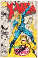 "Stan Lee Signed 1992 ""X-Men"" Issue #10 Marvel Comic Book (JSA COA) at PristineAuction.com"