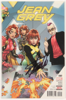 "Stan Lee Signed 2017 ""Jean Gray"" Issue #2 Marvel Comic Book (JSA COA) at PristineAuction.com"