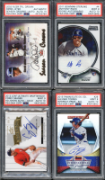 """Sportscards.com """"10x AUTO & 10x PACK"""" Baseball Card Mystery Box! 20 Cards/Packs Per Box! at PristineAuction.com"""