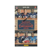 2010 Contenders Football Blaster Box with (5) Packs at PristineAuction.com
