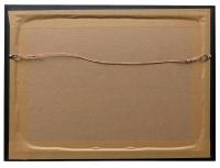 "Edvard Munch ""Puberty"" 18x20 Custom Framed Print Display at PristineAuction.com"