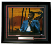 "Al Pacino Signed ""Scarface"" 22x27 Custom Framed Photo Display (PSA COA) at PristineAuction.com"
