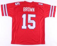 "John ""Smokey"" Brown Signed Jersey (JSA COA) at PristineAuction.com"