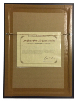 "The Caren Archive ""Samuel 'Black Sam' Bellamy"" 11x14 Custom Framed Lithograph Display at PristineAuction.com"