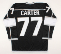 Jeff Carter Signed Jersey (Beckett COA) at PristineAuction.com
