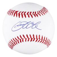 Gerrit Cole Signed OML Baseball (Fanatics Hologram) at PristineAuction.com