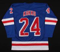 Kaapo Kakko Signed Jersey (Beckett COA) at PristineAuction.com