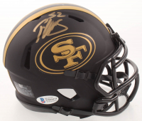 Patrick Willis Signed 49ers Eclipse Alternate Speed Mini Helmet (Beckett COA) at PristineAuction.com
