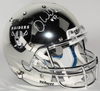 "Darren Waller Signed Raiders Full-Size Chrome Helmet Inscribed ""Viva Las Vegas!"" (JSA Hologram) at PristineAuction.com"