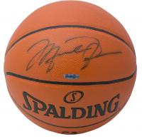 Michael Jordan Signed Basketball (Beckett LOA & UDA Hologram) at PristineAuction.com