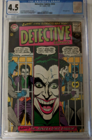 "1964 ""Detective Comics"" Issue #332 DC Comic Book (CGC 4.5) at PristineAuction.com"