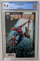 "2018 ""Edge of Spider-Geddon"" Issue #1 Marvel Comic Book (CGC 9.6) at PristineAuction.com"