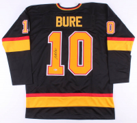 Pavel Bure Signed Jersey (Beckett COA) at PristineAuction.com